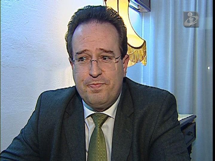 João Nabais, ex-presidente da Câmara de Alandroal