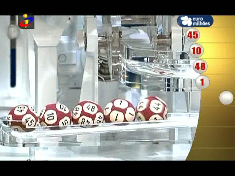 Euromilhões - 22 janeiro 2013