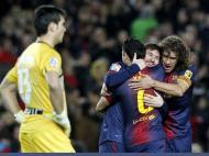 Barcelona vs Osasuna (REUTERS)