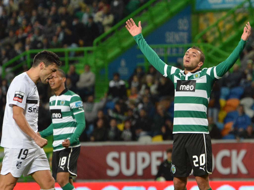 Sporting vs V. Guimarães (Nuno Alexandre Jorge)