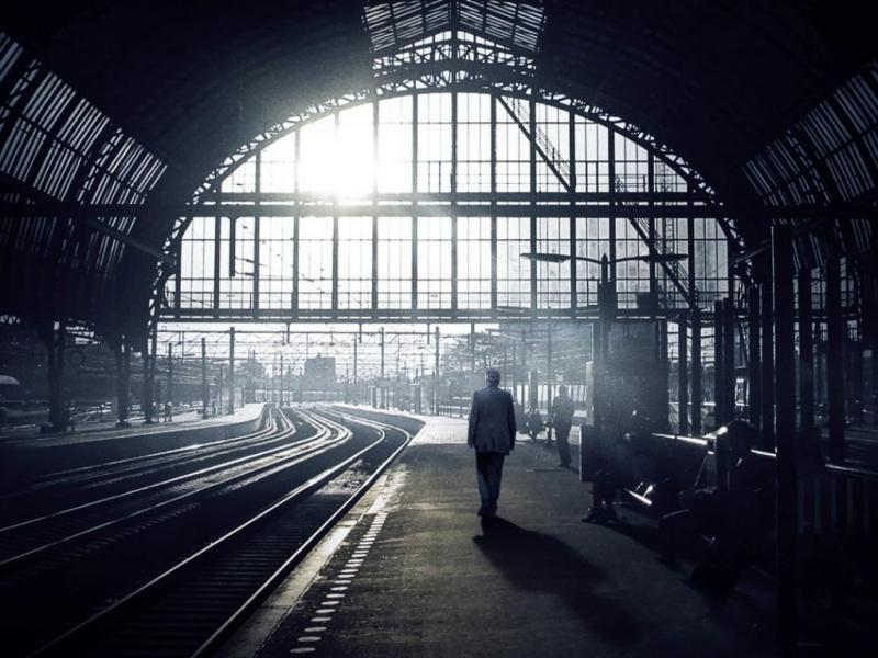 «Comboio Noturno para Lisboa»