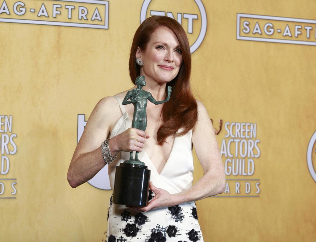 Julianne Moore - 19ª edição Screen Actors Guild Awards em Los Angeles Foto: Reuters