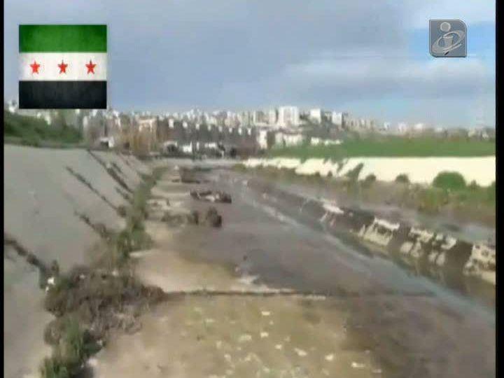 Corpos na Síria