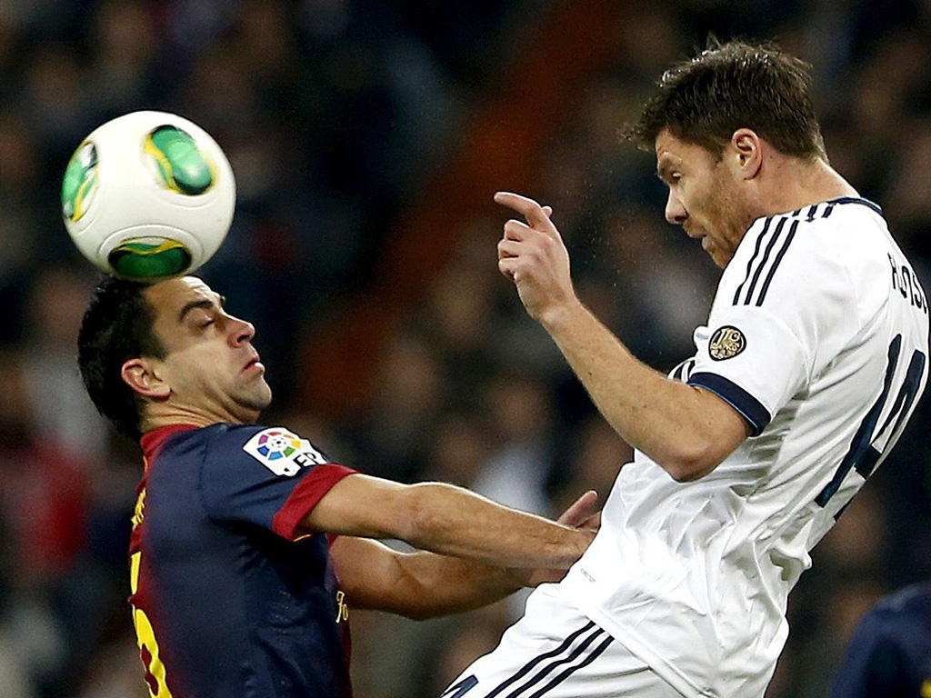 Real Madrid vs Barcelona (EPA)