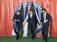 David Beckham apresentado no PSG (REUTERS)