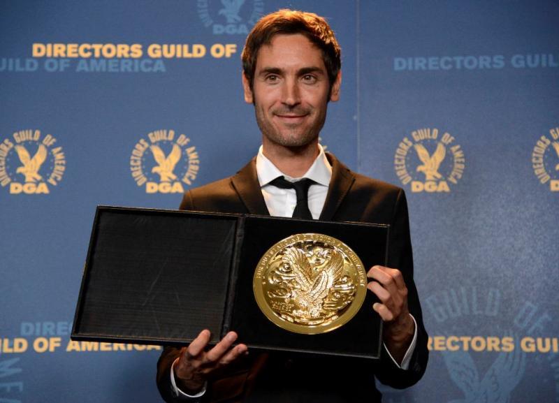 Malik Bendjelloul - 65º Prémios Directors Guild of America Foto: Reuters