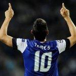 James Rodriguez perfil