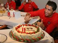 Aniversário de Ronaldo (Fotos: Francisco Paraíso / FPF)