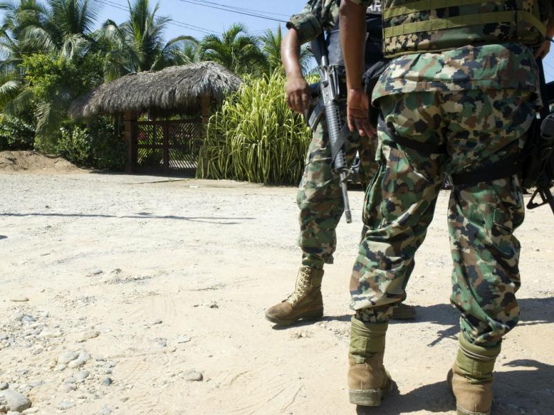 Seis turistas espanholas violadas por grupo no México (EPA/JESUS ESPINOSA)