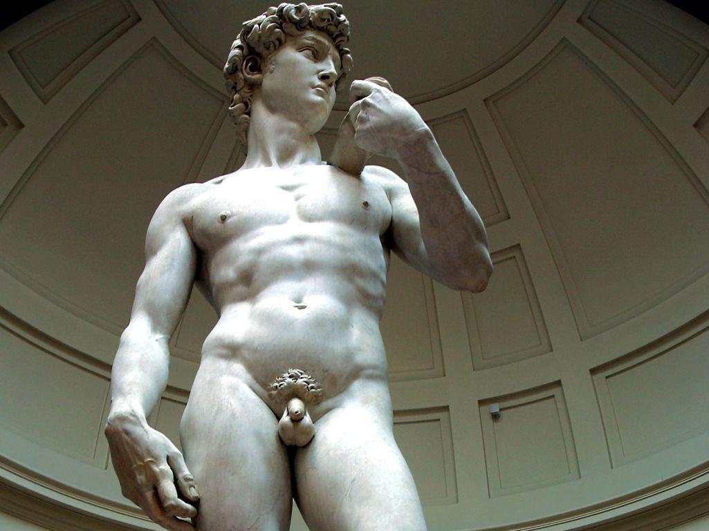David, de Michelangelo (Reuters)