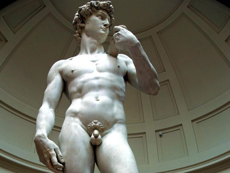David, de Michelangelo (Reuters)