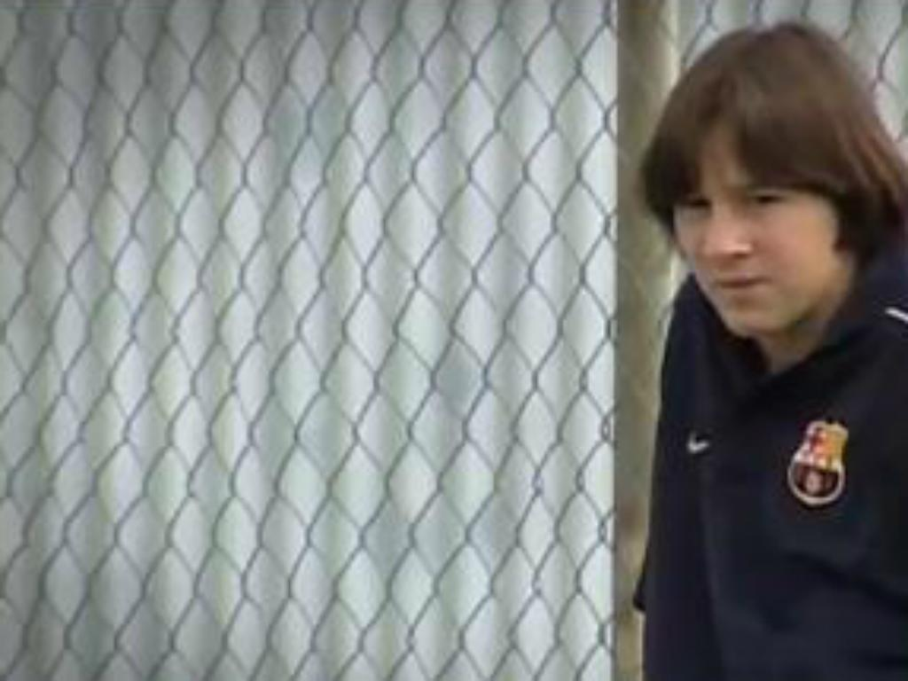 Jovem Messi