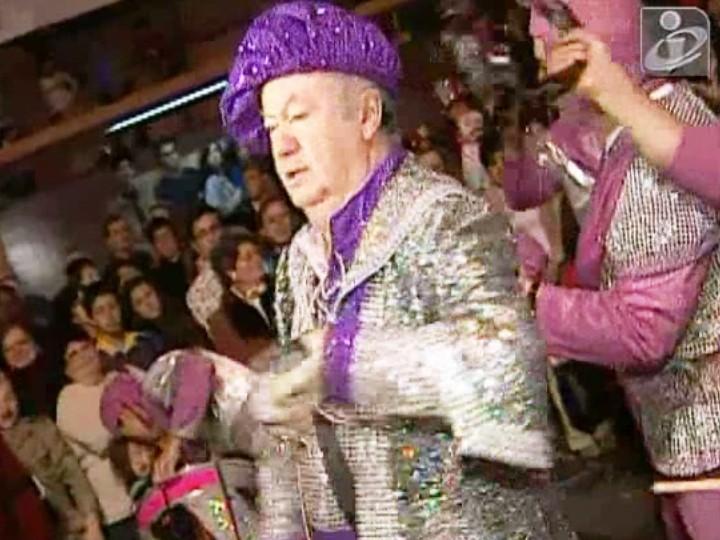 Alberto João Jardim no Carnaval da Madeira