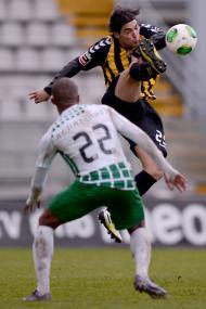 Moreirense vs Beira Mar (HUGO DELGADO / LUSA)