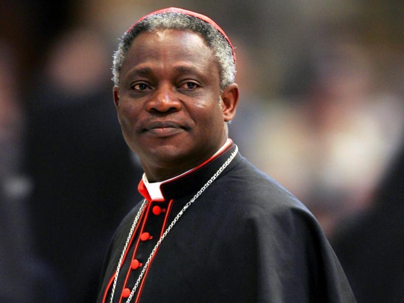 Cardeal Peter Kodwo Appiah Turkson, Gana, 64 anos (REUTERS/ Max Rossi)