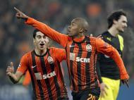 Shakhtar Donetsk vs Borussia Dortmund (EPA)