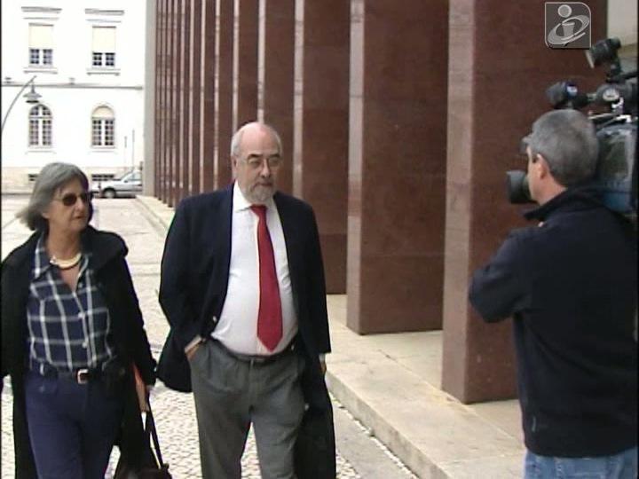 Mário Lino acusado de falso testemunho