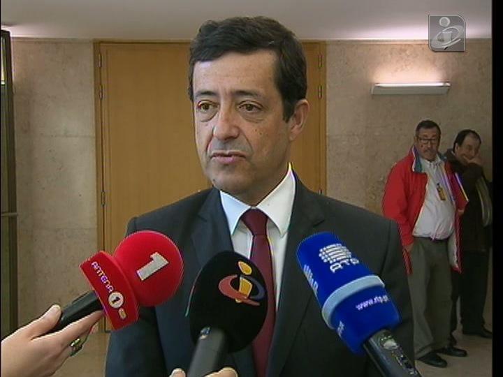 Carlos Zorrinho,  líder parlamentar do PS