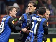 Inter de Milão vs Cluj (EPA)