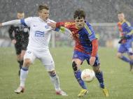 Basel vs Dnipro Dnipropetrovsk (EPA)