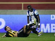 Nuno Lopes antecipa-se a Atsu