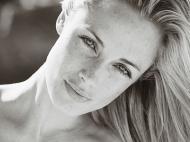 Reeva Steenkamp, namorada de Pistorius (EPA)