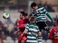 Gil Vicente-Sporting [Lusa]