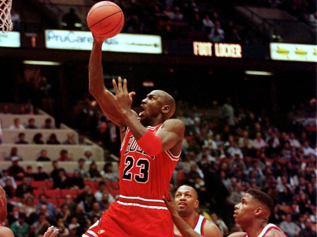 Michael Jordan, 50 anos [Reuters]