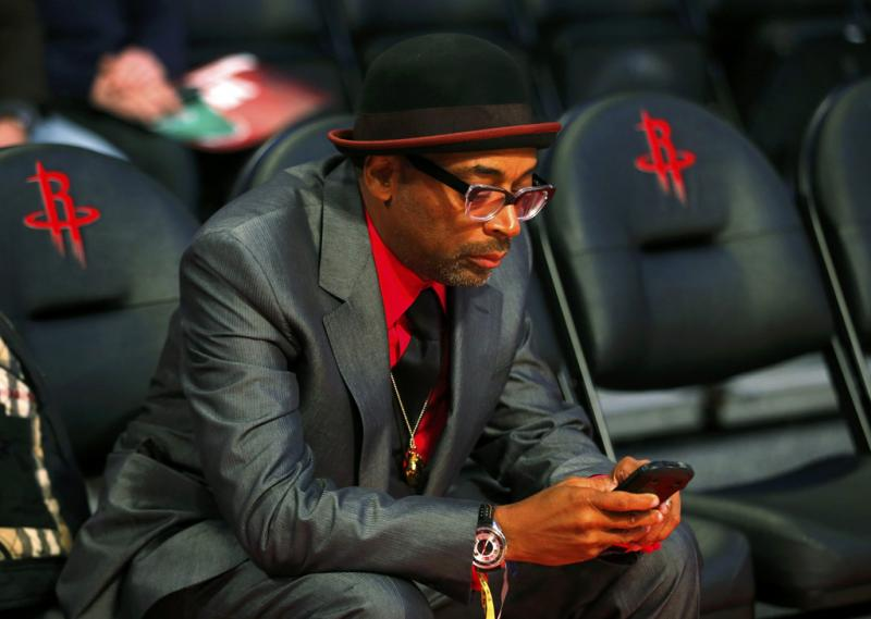 Spike Lee - NBA All-Star Foto: Reuters
