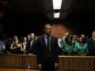 Pistorius em tribunal