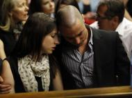 Em tribunal: família de Pistorius
