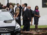 Pistorius: cerimónias fúnebres de Reeva Steenkamp