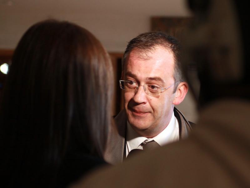 Conferência TVI - José Alberto carvalho (FOTO: Carla Anes)