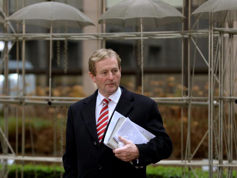 Enda Kenny, primeiro-ministro irlandês (Reuters)