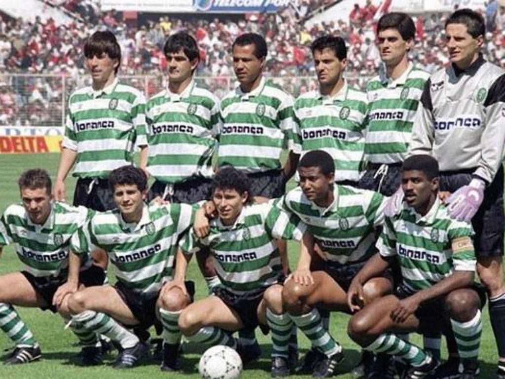 Sporting 90/91