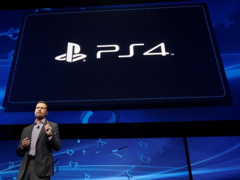 Apresentação da Playstation 4 (Reuters)