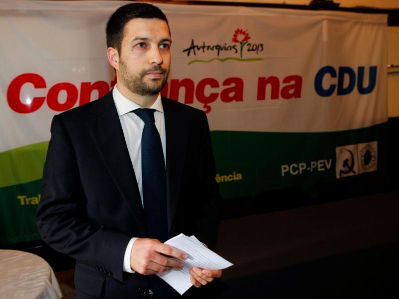 João Ferreira [LUSA]