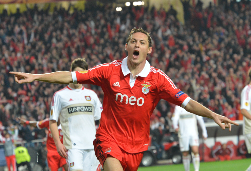 Benfica-Bayer Leverkusen [Foto: Nuno Alexandre Jorge]