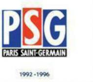 PSG: o logo de 1992
