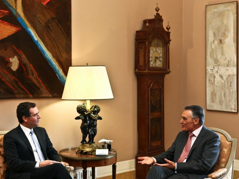 António José Seguro e Cavaco Silva (LUSA)