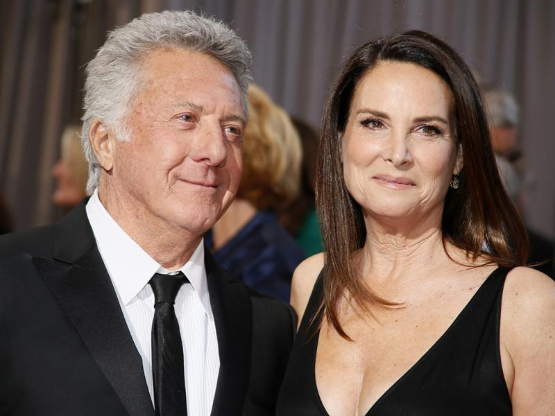 Dustin Hoffman na 85ª Cerimónia dos Óscares (REUTERS)