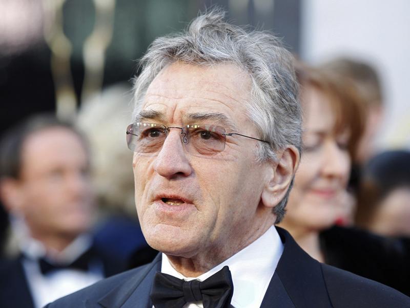 Robert De Niro na 85ª Cerimónia dos Óscares (EPA/LUSA)