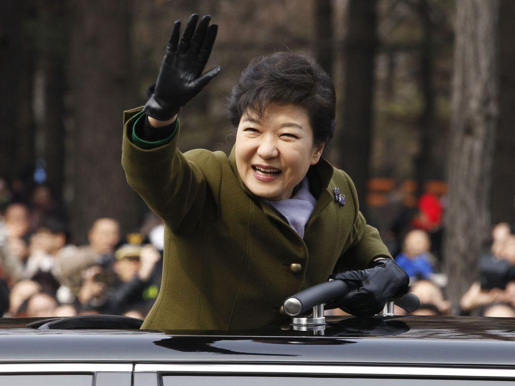 Park Geun-hye (REUTERS/Kim Hong-Ji)