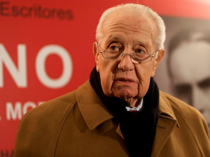 Mário Soares [LUSA]