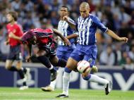 Pepe no FC Porto em 2004, com o CSKA Moscovo
