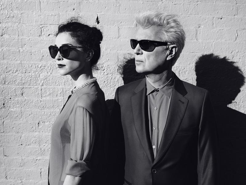 St. Vincent e David Byrne