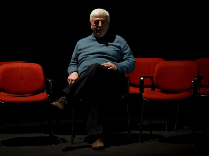 Luís Miguel Cintra fundou o Teatro da Cornucópia, há 40 anos (JOSÉ SENA GOULÃO / LUSA)