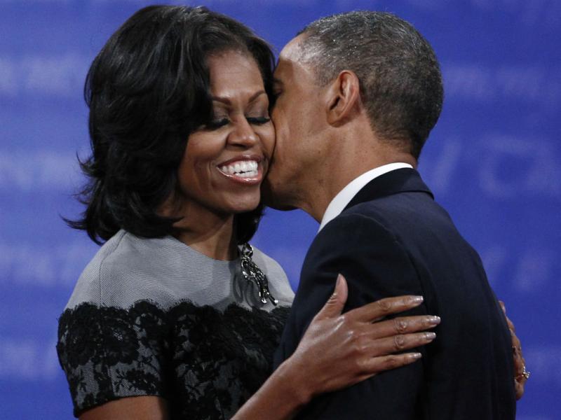 Os melhores momentos de Michelle Obama (Reuters)