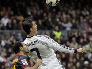 Real Madrid vs Barcelona (LUSA)