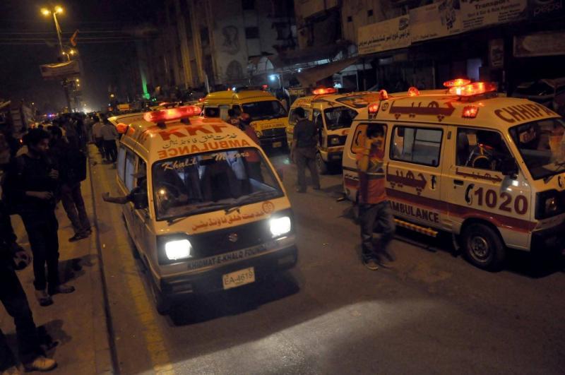 Paquistão: atentado em Carachi (Reuters)